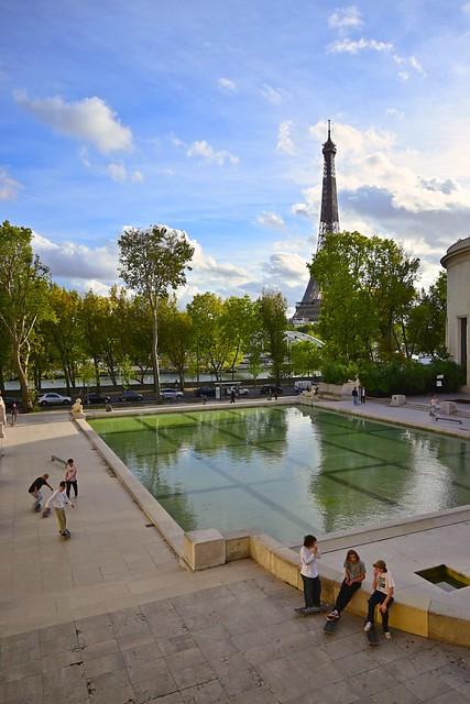 Trocadéro / Paris