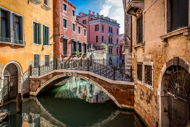 Venice like a romantic painting [Explored]