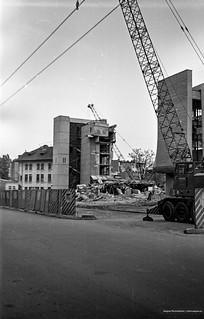 Centrul de Calcul dupa cutremur 1977 (4)