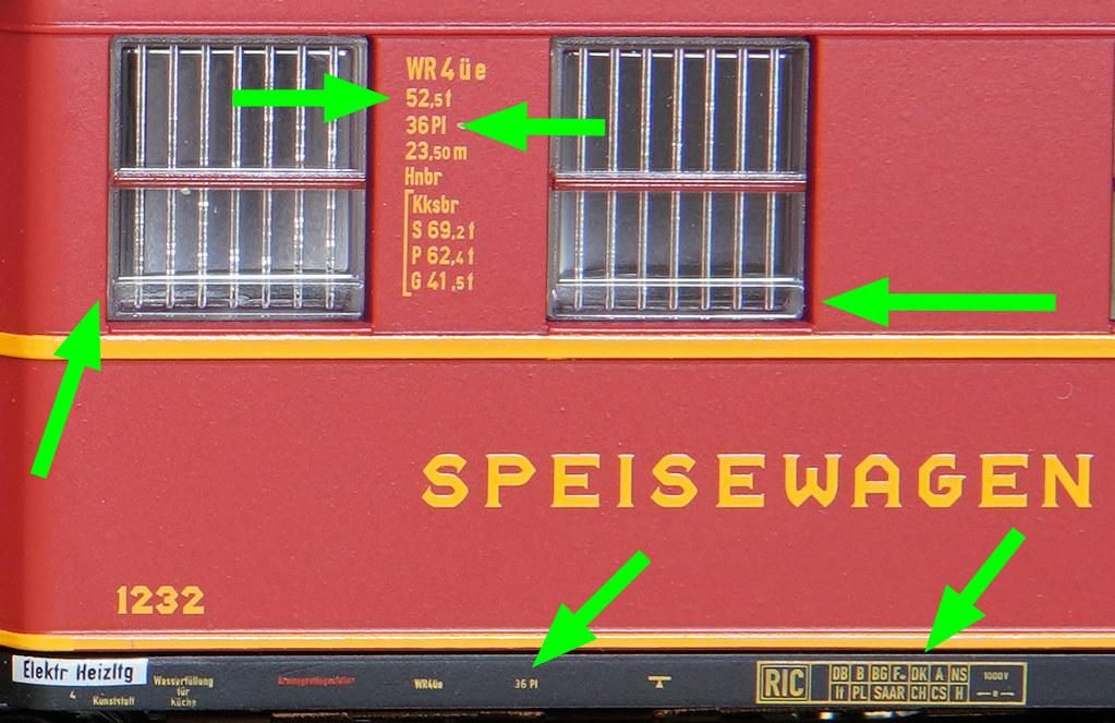 BRAWA WR DSG 1232 Detailfehler