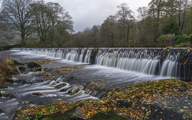 Bamford Weir