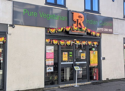 Nice to see RK Dining decorated for Diwali💥 | by Tony Worrall