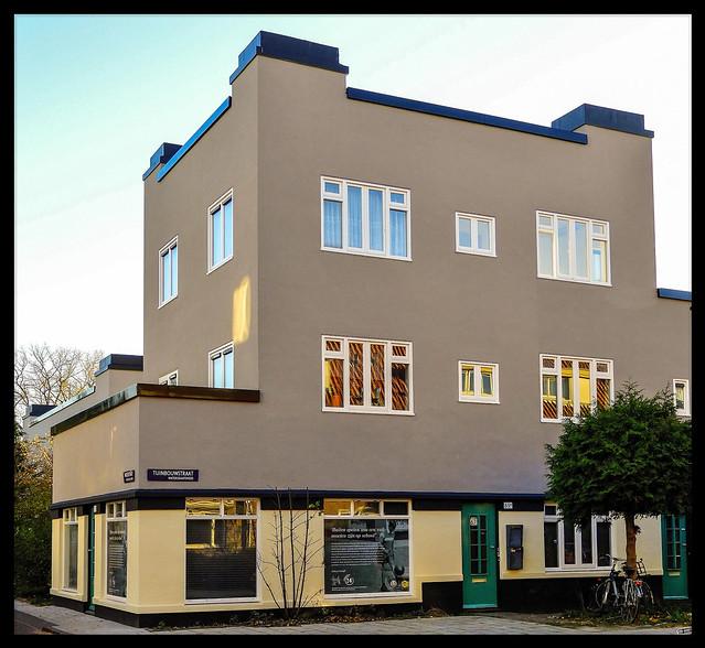 Johan Cruyff lived here