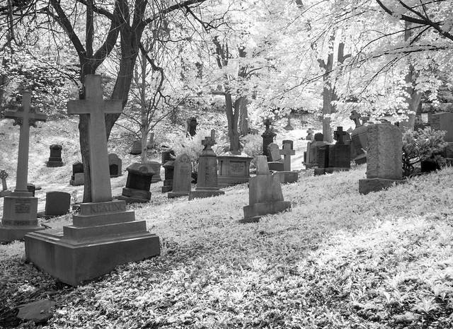 Keating (St. James Cemetery, Adventures in Infrared)