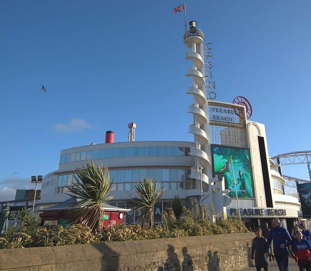 The Casino Building, Blackpool