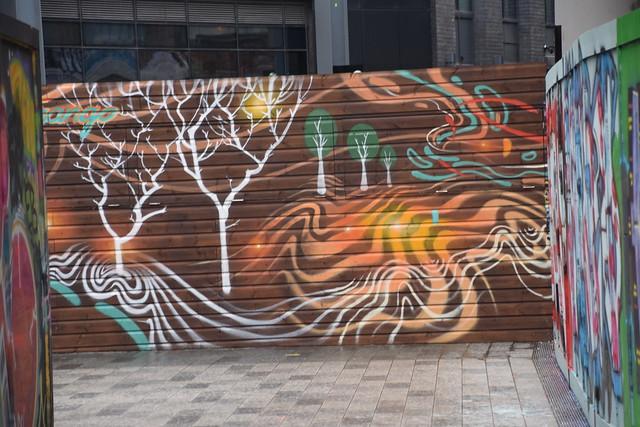 DSC_7646 Street Artwork Shoreditch London 2 King John Court Casa do Franco Portuguese Restaurants piri-piri chicken Covid-19 Coronavirus Lockdown Takeaways