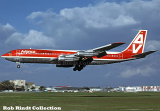 Avianca Colombia B707-359B HK-1410 | by planepixbyrob