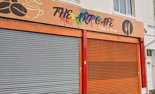 The Art Cafe in Preston | by Tony Worrall