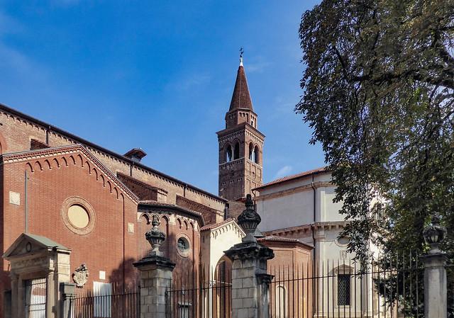 Vicenza... church of Santa Corona