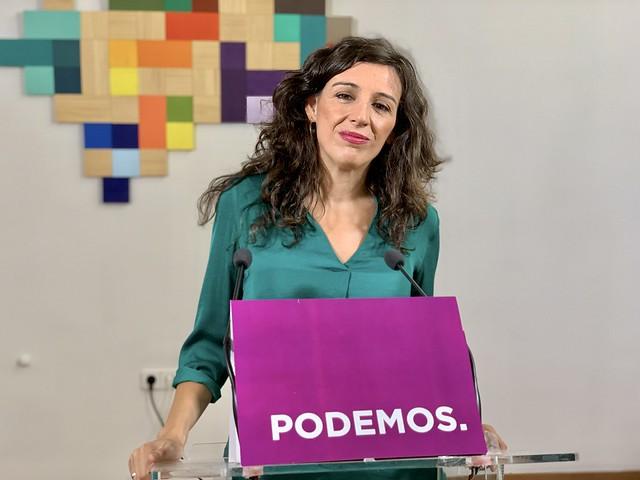 Libertad Benítez - Podemos