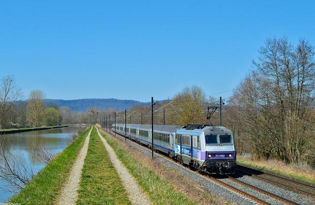 En voyage... de Paris à Strasbourg