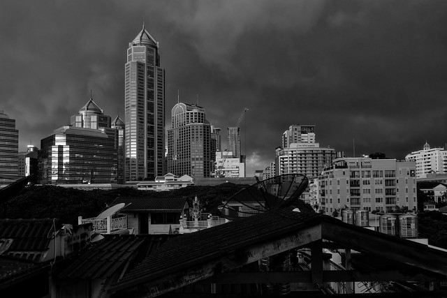 Bangkok – Before the storm