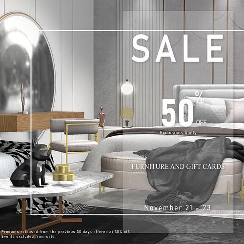 Loft & Aria Annual Sale 2020