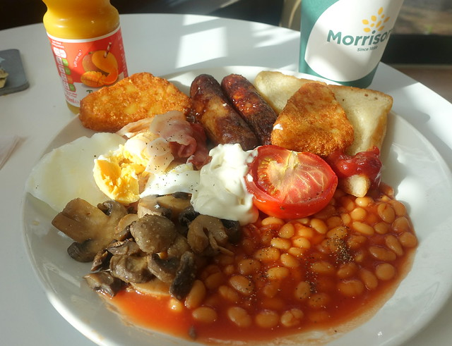 Morrisons Big Breakfast