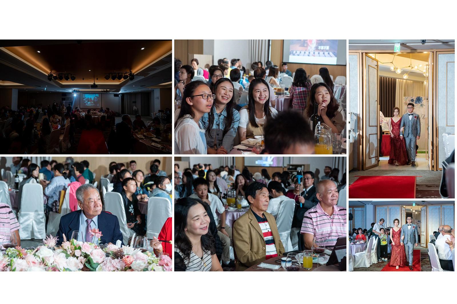 台北婚攝 | 海宴。新台菜會館