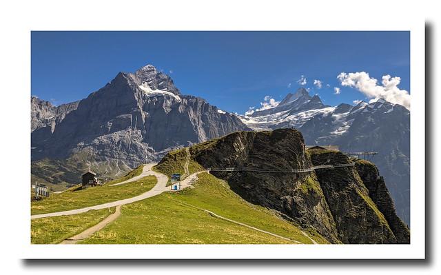 First - Grindelwald...Alpes Bernoise - Suisse