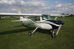 G-MASS Cessna 152 [152-81605] Sywell 310818
