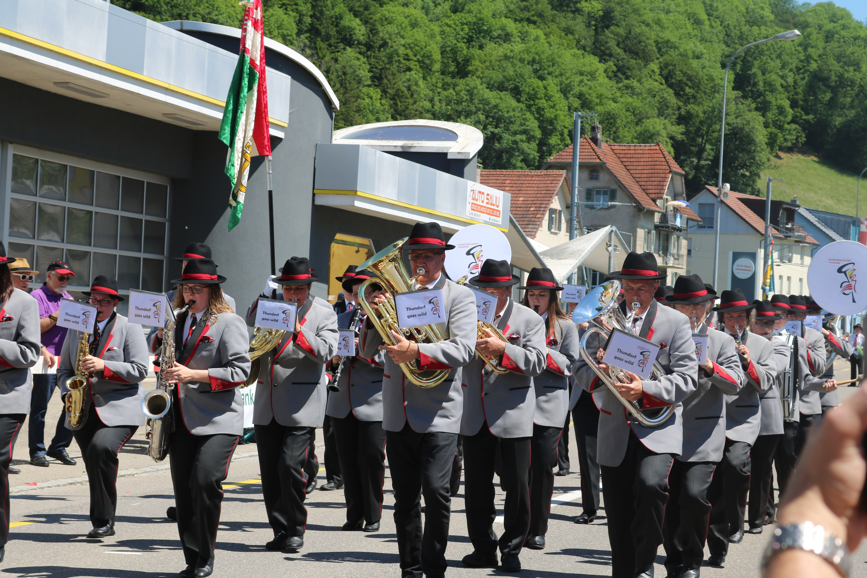 Kantonales Musikfest Kradolf-Schönenberg