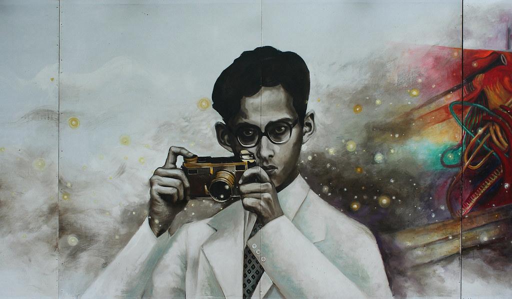 King Bhumibol as a Photographer
