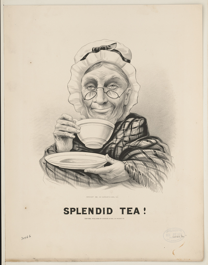 Splendid tea! (LOC)