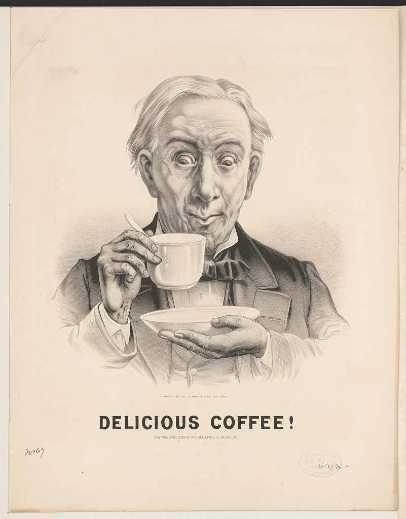 Delicious Coffee! (LOC)