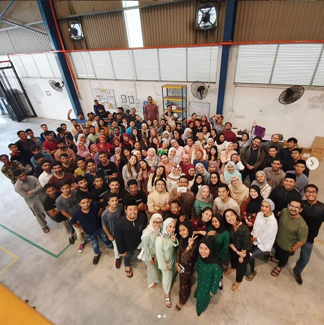 FashionValet Sumbang RM100,000 Sempena Ulang Tahun Ke-10