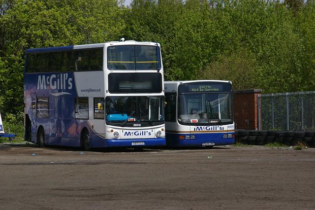 McGILL'S GREENOCK B9910 T197CLO
