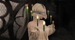 Candlelight Mantle
