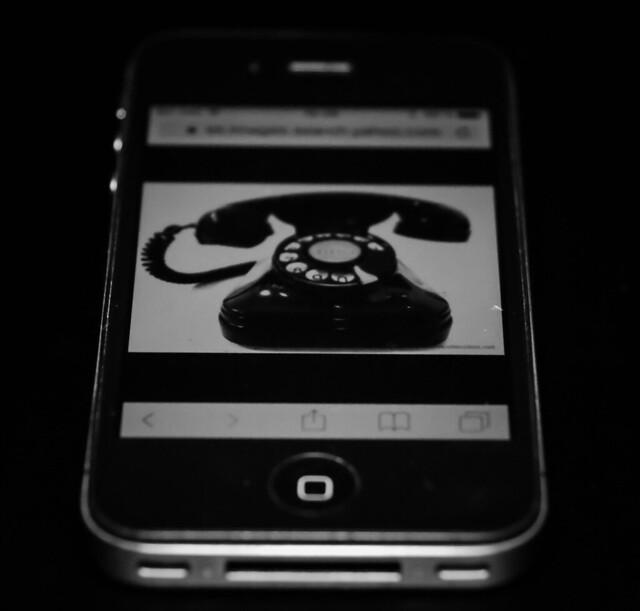 Iphone vintage