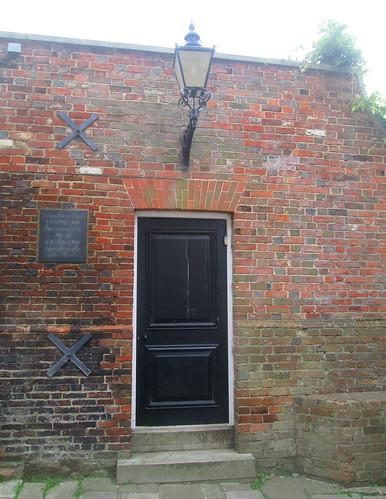 Lamb House, Rye, Garden Gate