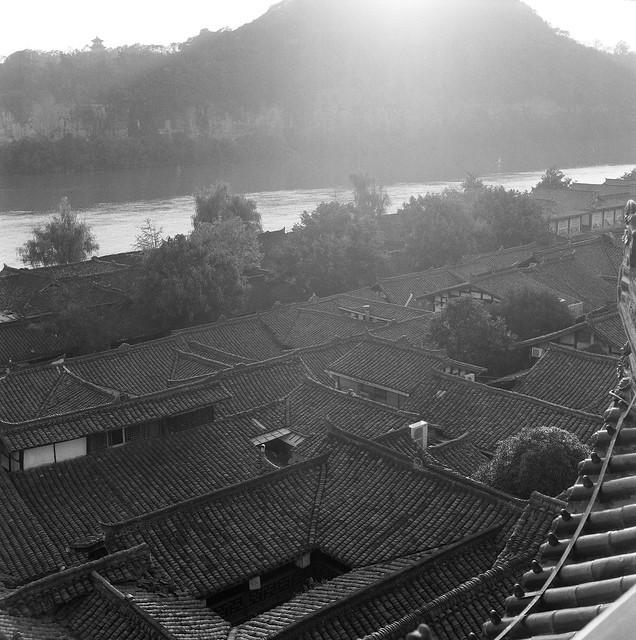 閬中 Langzhong
