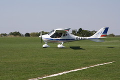 G-LEGY Flight Design CTLS [F-08-09-13] Sywell 020918