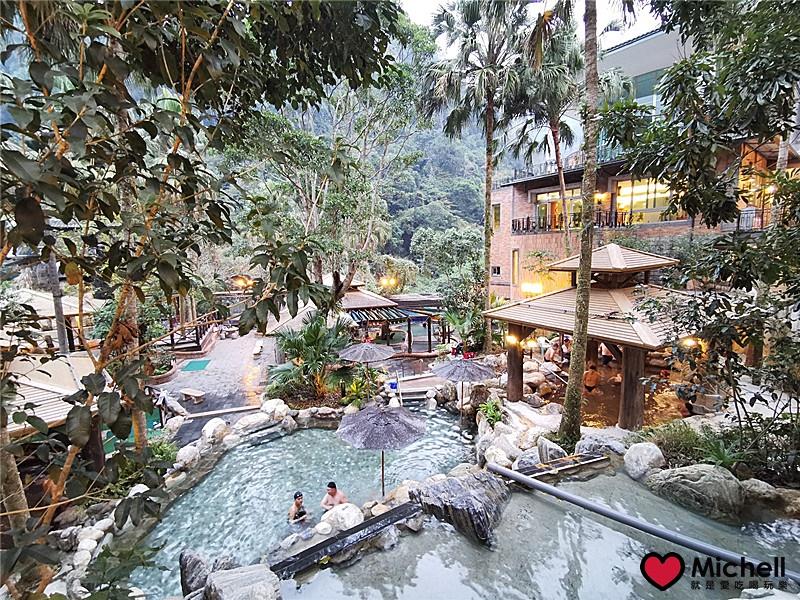 新竹尖石鄉-天然谷溫泉