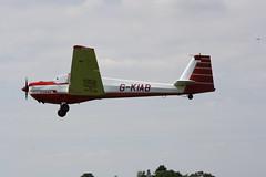 G-KIAB Scheibe SF-25C [44439] Sywell 010918