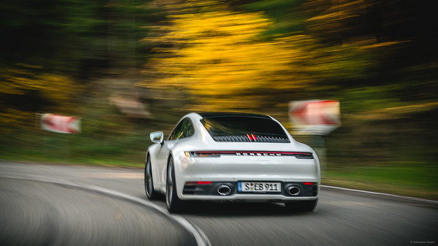 992 Curve(s) - Black Forest, Germany