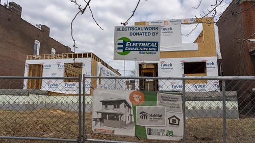Habitat for Humanity - Electrical Connection - 08