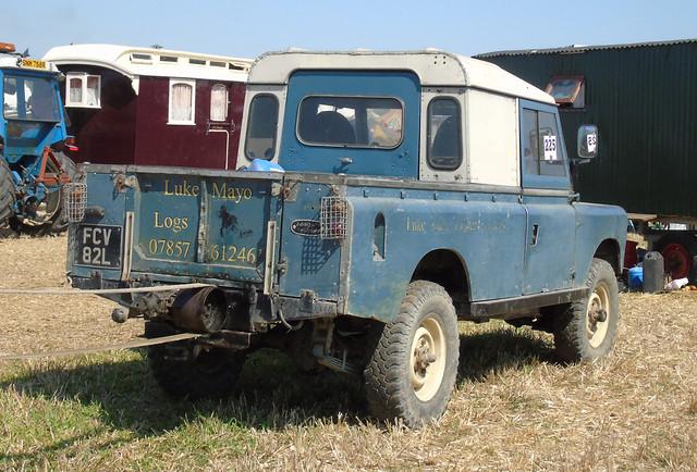Land Rover FCV 82L 250819