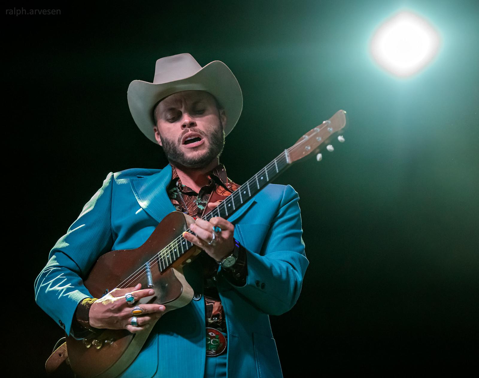 Charley Crockett | Texas Review | Ralph Arvesen