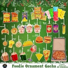 Junk Food - Foodie Ornament Gacha