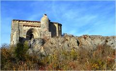 Románico palentino - Ermita de Santa Cecilia