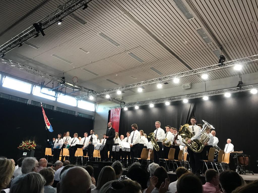 Kantonal Musiktag Altishofen 2019