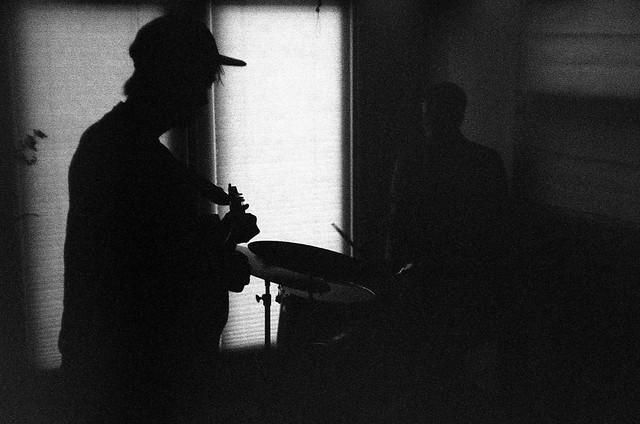 Jamming in the dark