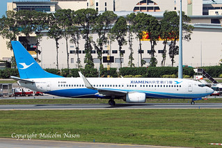 B737 B-6486 XIAMEN AIR | by shanairpic
