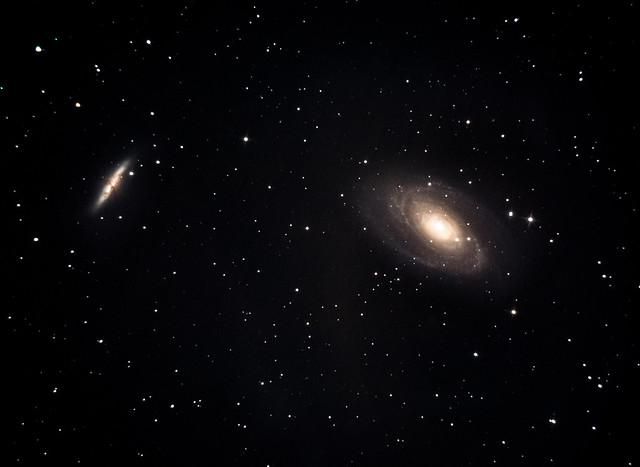 [Astrophoto] Galaxies de Bode et du Cigare 50625810883_684ecebef9_z