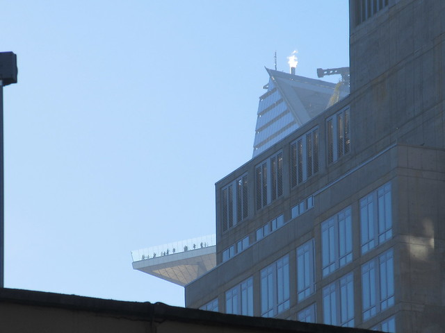 2020 The Edge - Sun Drenched Balcony Hudson Yards Tower 1207