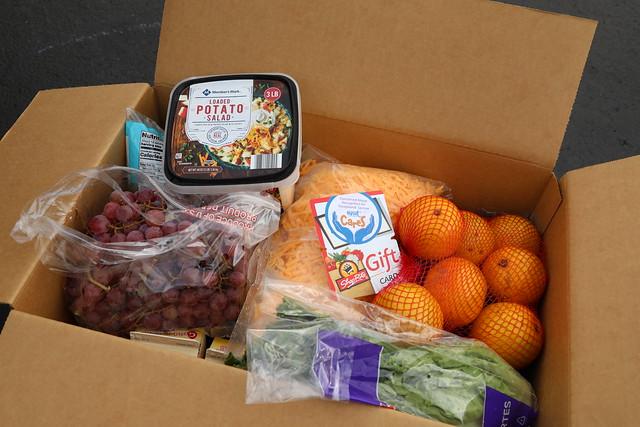 Community Drive Thru Food Pantry - 11.20.2020