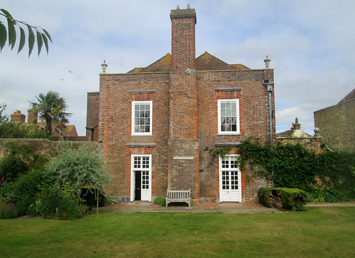 Lamb House, Rye, Gable End