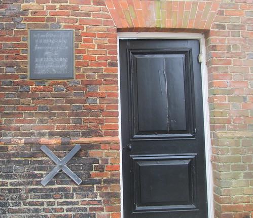 Lamb House, Rye, E F Benson Dedication