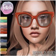 [Fetch] Bennie Glasses @ Saturday Sale!