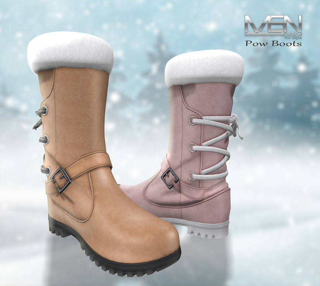 Pow Boots